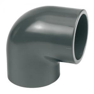 Coude PVC 90° à coller