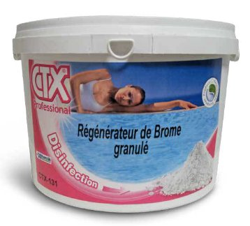 régénérateur de brome ctx131