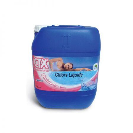 Chlore liquide CTX 20L