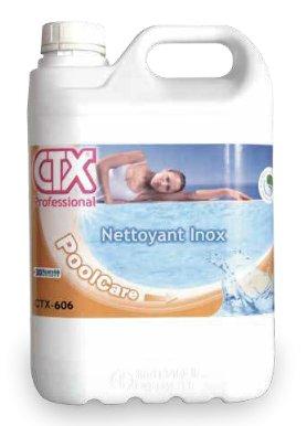 Nettoyant inox CTX